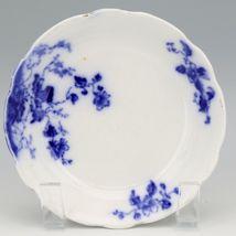 Flow Blue Duchess Cereal Bowls c1900 Grindley England Set of 3 image 5