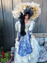 """OOAK doll  by RUSTIE 34""""  original 1 of 1... only one made! RARE - $787.05"""