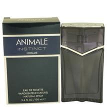 Animale Instinct by Animale Eau De Toilette Spray for Men - $32.99