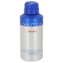 FGX-541199 Nautica Voyage Sport Body Spray 5 Oz For Men  - $17.93