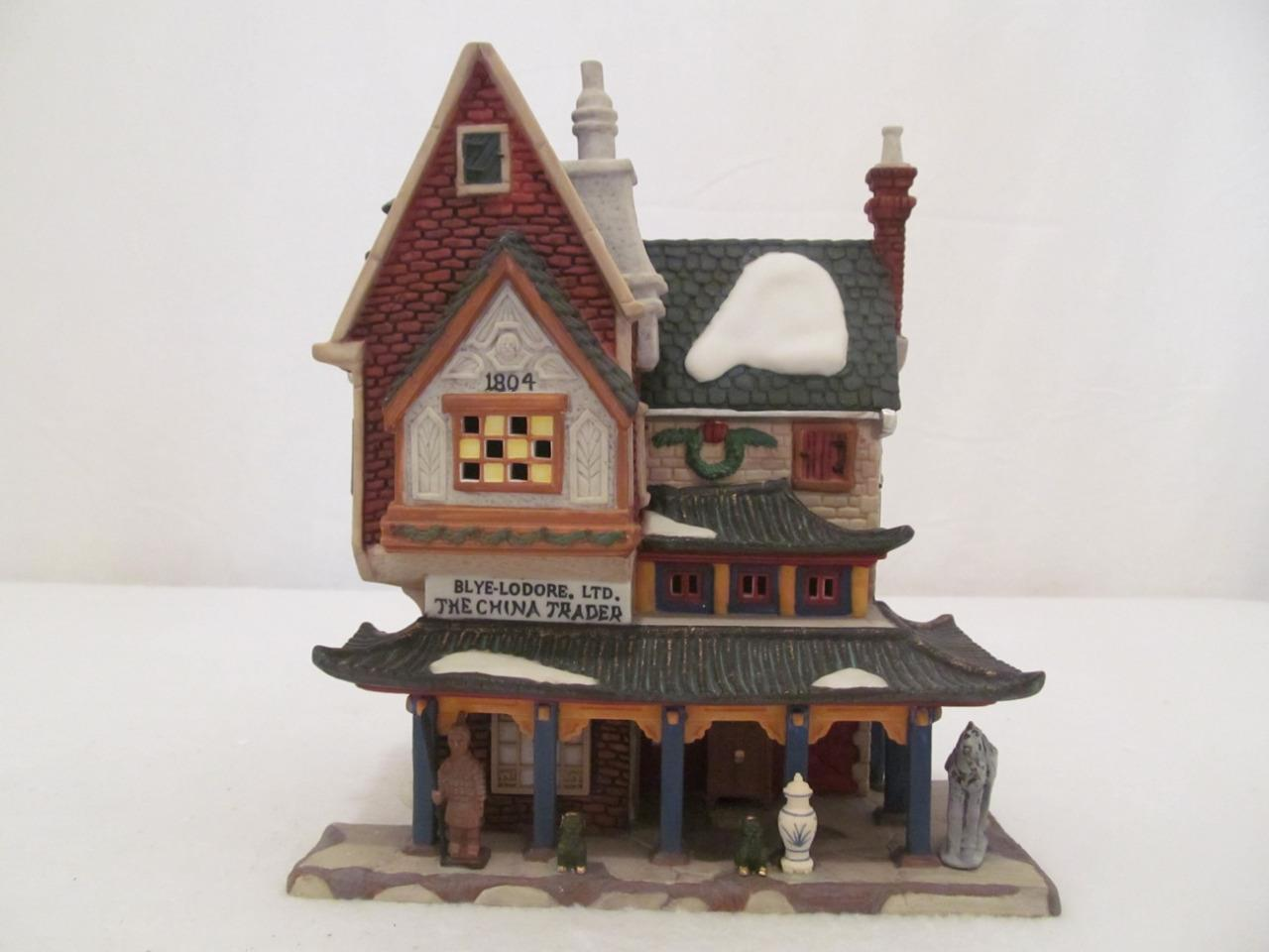 Primary image for Dickens Village Dept 56 - China Trader - Original Box