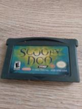 Nintendo Game Boy Advance GBA Scooby-Doo! image 2