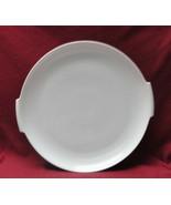 "ROSENTHAL China - HELENA Pattern (all white) - 12"" Handled SANDWICH / CA... - $48.95"