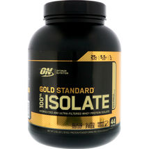 Optimum Nutrition ON Gold Standard 100% ISOLATE (Strawberry Cream) 44 se... - $50.00