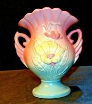Hull Art Pottery Vase 12-6 1/4 USA AA-191727 Vintage Collectible 5 image 2