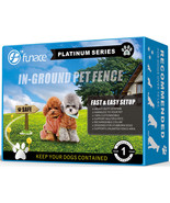 Invisible InGround Dog Fence System - Waterproof, Rechargeable, & Adjust... - $30.00+