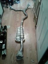 Exhaust Muffler Autopart Intl 2103-234822 fits 06-09 Subaru Outback(jew) image 2