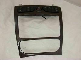 Hazard Seat Switch 2038216058 01 02 03 04 05 06 2002 2003 Mercedes C240 C320 C23 - $40.11