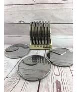Set of 10 Cuisinart DLC Disc Blades #332 333 336 337 341 342 343 344 346... - $69.29
