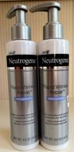 2x Neutrogena Rapid Wrinkle Repair Anti-Wrinkle Facial Cleanser, 5 oz each NEW - $16.83