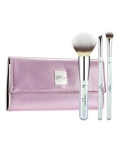 IT Cosmetics Heavenly Luxe Beautiful Basics Brush 4 Piece Set - New in Box - $29.70