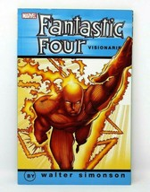 Fantastic Four Visionaries By Walter Simpson Marvel Book Comic Clean - $14.86