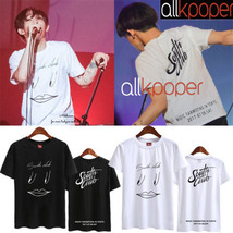 KPOP South Club T-shirt Nam Tae Hyun Concert Tshirt Smiling face Tee Top... - $10.38