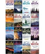 Joe Pickett Series Collection Set Books 1-16 Mass Market Paperback By C J Box - $115.99