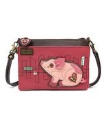 Chala Mini Cross-body Messenger Bag (Pig Pink) - $53.11