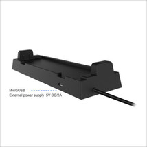 Dobe 4 Port USB Hub Vertical Dock Stand for Nintendo Switch Console - $24.89 CAD