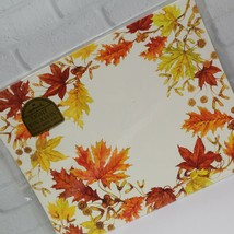 """Fall Harvest Hallmark Place Mats (8) 11""""x14"""" Vintage NOS New Old Stock S... - $19.99"""