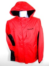 TIMBERLAND MEN'S RED WATERPROOF JACKET, #58U5092 - $79.99