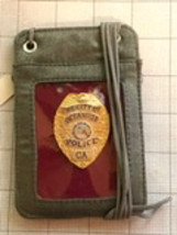 Oceanside California Obsolete Police Badge - $200.00
