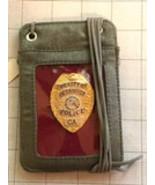 Oceanside California Obsolete Police Badge - $200.00
