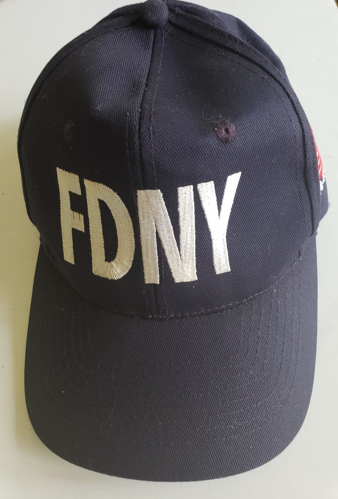 2fef7425f07 FDNY Navy Blue Hat Baseball Cap (Fire and 50 similar items. S l1600