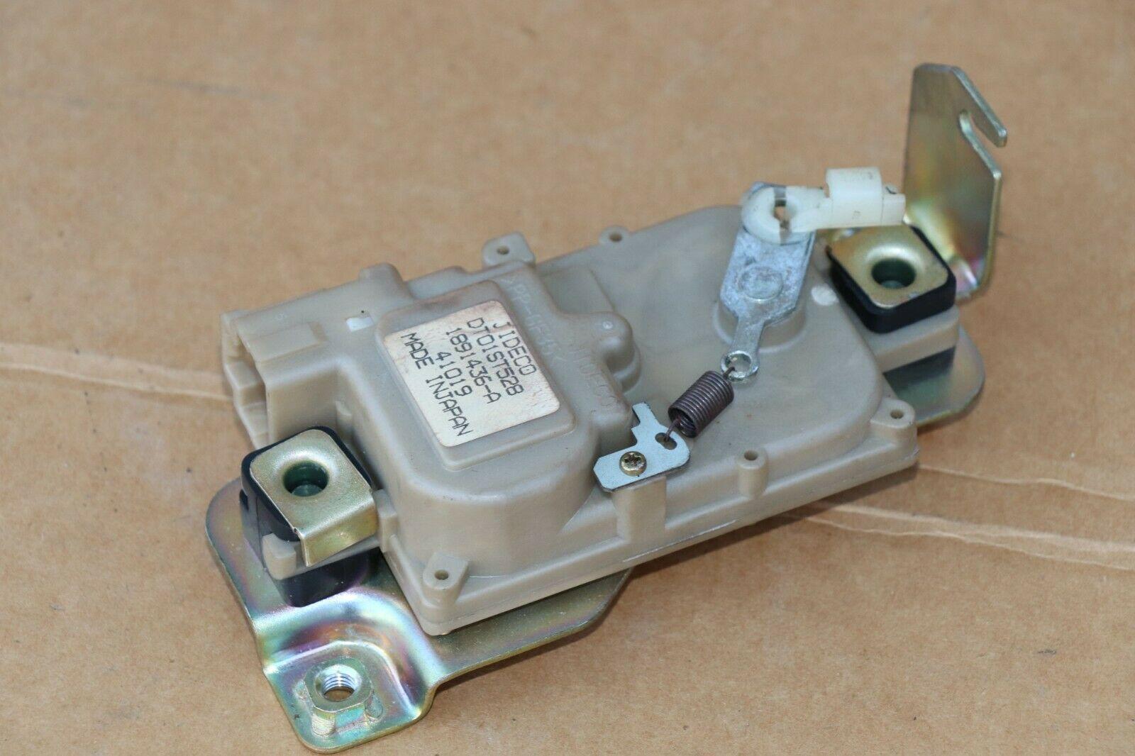 04-08 Nissan 350Z Convertible Tonneau Storage Cover Lock Release Actuator