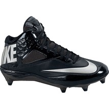 Nike Men's Lunar Code Pro 3/4 Detach Football Cleats, 579668 002 Sizes 1... - $80.95