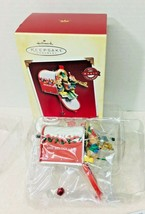 2005 Mailbox Melodies Music Light Hallmark Christmas Tree Ornament MIB P... - $36.14