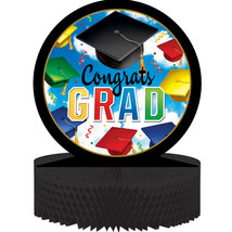 Graduation Celebration Honeycomb Centerpiece, Case of 12 - £47.86 GBP