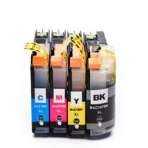 Compatible Ink Cartridge LC127 LC125 127XL 125XL For MFC - $30.83