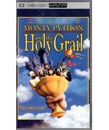 Monty Python and the Holy Grail UMD Movie (PSP) - $10.50