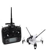 Walkera Rodeo 150 Racing Quadcopter with Devo 7 & Camera, White, 37 x 14... - $168.71