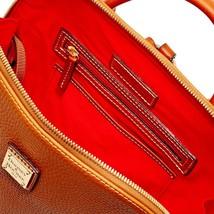 Dooney & Bourke Pebble Pod Zip Backpack Caramel image 3