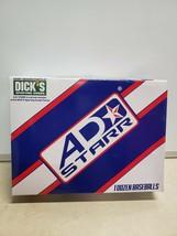 AD Starr - AD 100 PBC Practice - Dozen Box of Baseballs (12) - $27.55