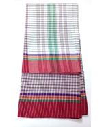 GAMCHA Cotton Washcloth Towel Bath Beach Swim Wear Wrap Scarf 69 x 31 in... - $10.88