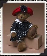 "Boyds Bears ""Ashley"" 14"" Plush Heart to Heart Bear- #902005-New -Retired - $29.99"