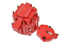A-Team Performance CR6951R 8-cylinder HEI OEM Distributor Cap, Rotor, and Coil C