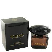 Versace Crystal Noir Perfume 3.0 Oz Eau De Toilette Spray  image 1