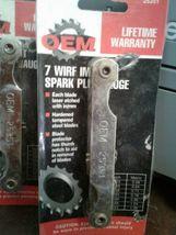 Three ,7 wire import spark plug gage. image 3