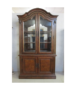 Drexel Heritage Casa Vita Carved Greco China Display Curio Cabinet 875-5... - $2,299.00
