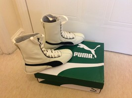 Puma Eskiva Hi Boots - Ladies / - Size: UK - 6 - Colour : White/Black - $50.00