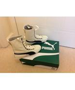 Puma Eskiva Hi Boots - Ladies / - Size: UK - 6 - Colour : White/Black - $50.00