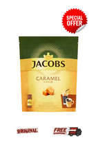 JACOBS INSTANT COFFEE CARAMEL FLAVOUR 66gr' HOT & COLD' - $15.79