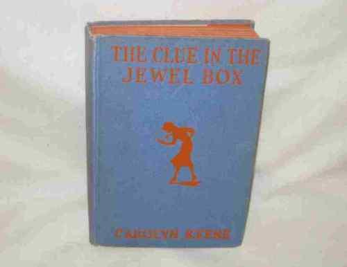 Nancy Drew The Clue In The Jewel Box Carolyn Keene Book 1943