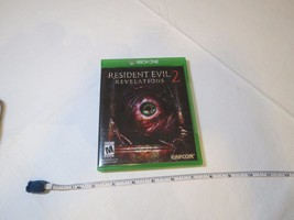 Resident Evil Revelations 2 (Microsoft Xbox One, 2015) Adult owned video... - $38.60