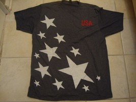 USA 4th of July celebration t shirt size XL  - $17.32