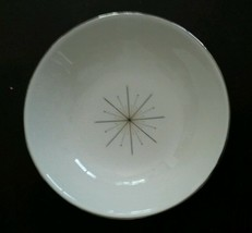 Homer Laughlin Modern Star 5.25 Inch Berry Bowl Mid Century Atomic - $9.69
