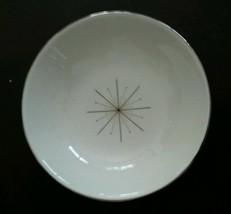 Homer Laughlin Modern Star 5.25 Inch Berry Bowl Mid Century Atomic - $9.69