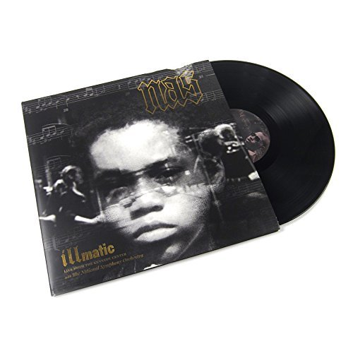Nas: illmatic: Live From The Kennedy Center (180g) Vinyl 2LP (Record Store Day)