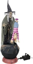 Stew Brew Witch And Child Animated Halloween Decoration - €250,34 EUR